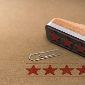 Five Stars Customer Quality Review
